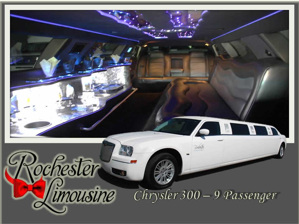 Metro Detroit Airport Limo Chrysler 300