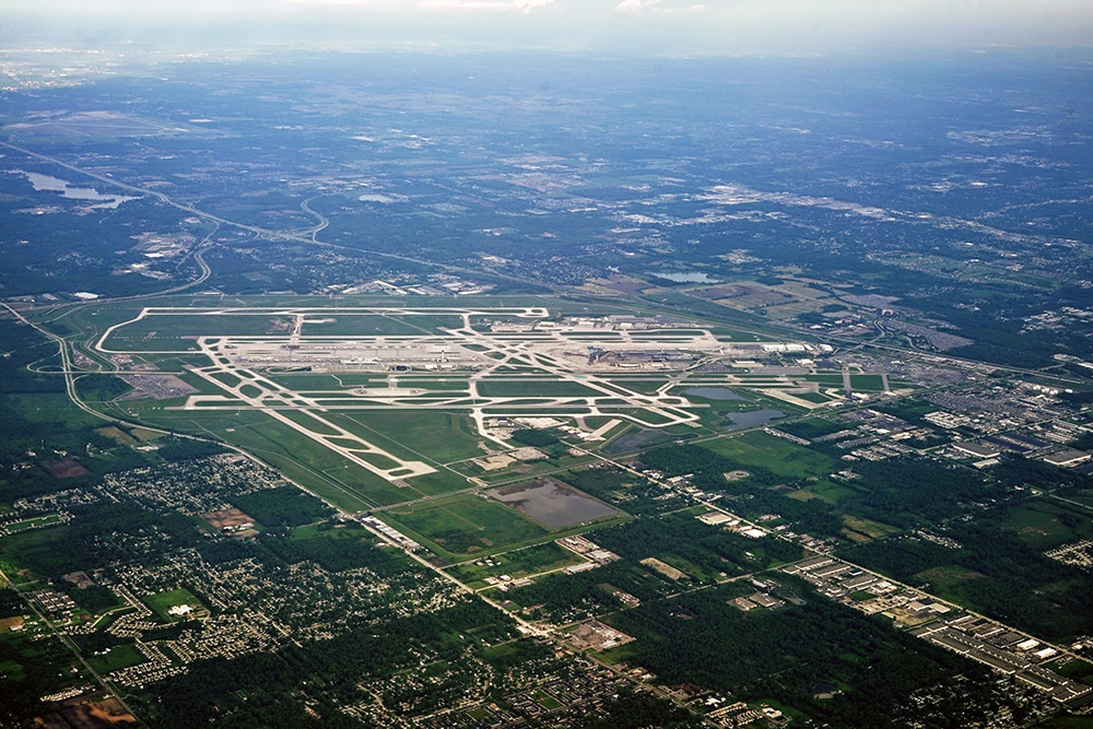 Getting To and From Detroit Metro Airport (DTW)