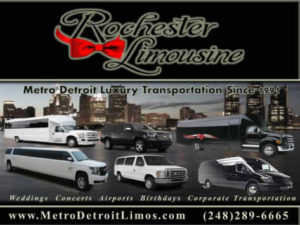 Impress Your Guests: The Newest Fleet in all of Metro Detroit